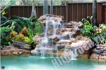 Оборудование для фонтанов и прудов